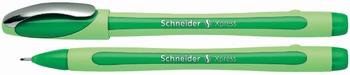 Roler Fineliner Xpress, zelena