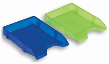 Kaseta za spise PVC, zelena