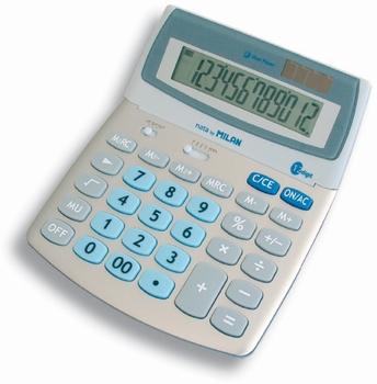 Kalkulator stolni, Milan; 152512BL