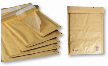 Kuverta sa zračnim jastukom, 180x260mm, natron