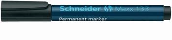 Marker permanentni,  Schneider, 133, crni