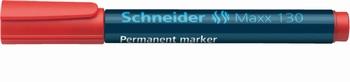 Marker permanentni,  Schneider, 133, crveni  KOMAD