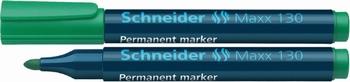 Marker permanentni,  Schneider, 133, zeleni