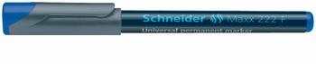 Marker, Schneider 222, plavi