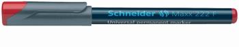 Marker, Schneider 222, crveni