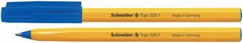Kemijska olovka, Schneider, 505F, plava