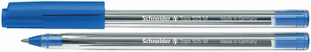 Kemijska olovka, Schneider, 505M, plava  KOMAD