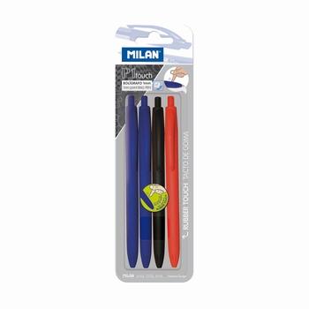 Blister kemijska olovka, P1 touch; 4/1