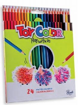 Bojice suhe, 24/1, Toy Color  KOMAD