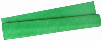 Krep papir, 0,5x2m, zeleni