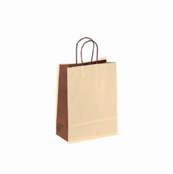 Vrećica papirna, bež