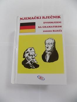 Rječnik njemački