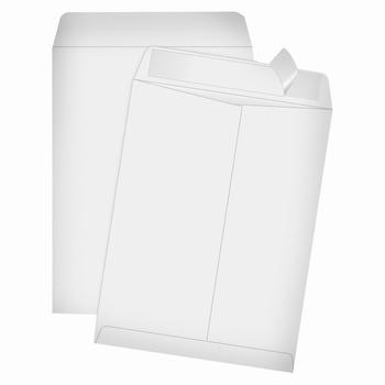 Kuverta vrećica, 300x400mm, bijela  KOMAD