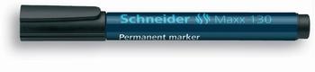 Marker permanentni, Schneider,130, crna  KOMAD