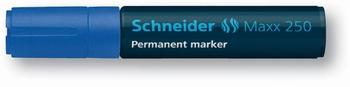 Marker permanentni,  Schneider, 250, plavi