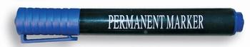 Marker permanentni, AS Office, plavi