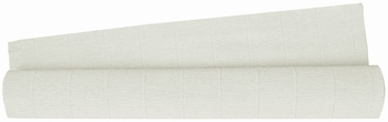 Krep papir, 0,5x2m, bijeli