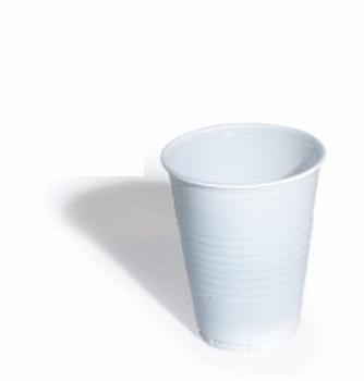 Pvc čaša 200cc 100/1 bijela