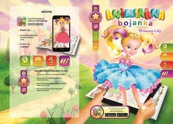 Bojanka PRINCESS LILY, 4D
