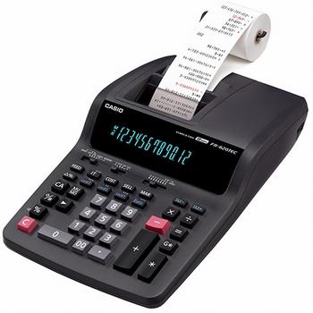Kalkulator sa printanjem CASIO, FR-620TEC-EA-EC
