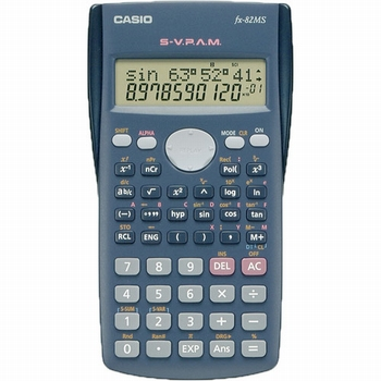 Znanstveni kalkulator CASIO, FX-82MS-SC-ET-D
