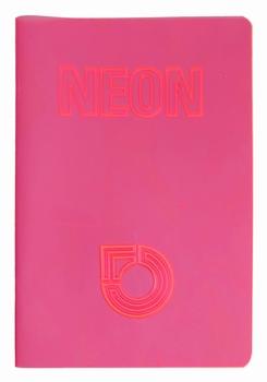 Bilježnice NEON, A5/dikto/40 lista  kom