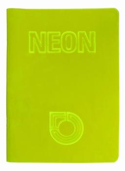 Bilježnice NEON, A5/karo/40 lista