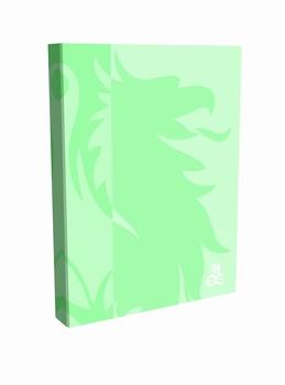 Bilježnice Pastel LUX Hologram laminacija, A4/karo/52 lista