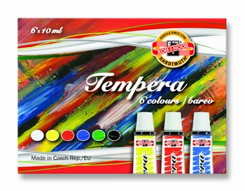 TEMPERE 10/1 10ML KOHINOR  KOMAD