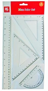 Geometrijski set 30cm