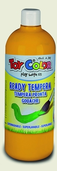 BOJICA TEMPERA ŽUTA 1000ML TOY COLOR  KOMAD