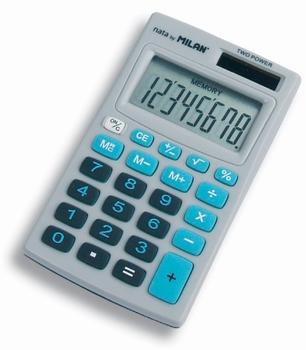 Kalkulator školski, 8 znamenki, MILAN 150208