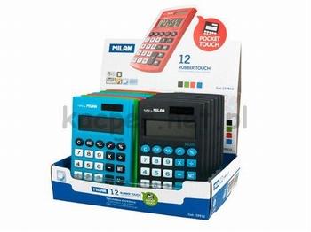 Kalkulator školski, 8 znamenki, MILAN 159912  KOMAD