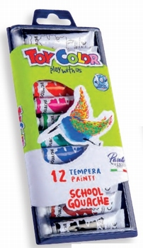 BOJICE TEMPERE 12/1 7,5ML 721 TOY COLOR  KOMAD