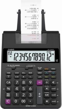 KALKULATOR S TRAKOM + ADAPTER HR-150RCE-WB-EC CASIO  KOMAD