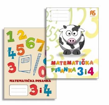 PISANKA MATEM. III I IV 48 STR. + PREDLIST