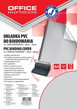 PREDLIST PVC A4  OFFICE PBS