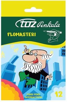 FLOMASTERI 12/1 508/12B BALTAZAR TOZ  KOMAD