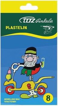 PLASTELIN 8 /1 FANTASY P/8 TOZ  KOMAD