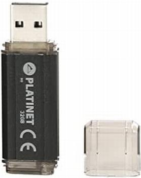 USB 16GB 3.0 CRNI 44530 PLATINET  KOMAD