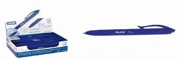 Kemijska olovka, P1 TOUCH,Milan, plava