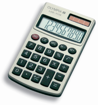 Kalkulator olympia LCD 1110 (5100)