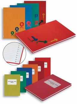 Bilježnica, Indeks, A5
