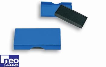 Jastučić za pečat, plava  KOMAD
