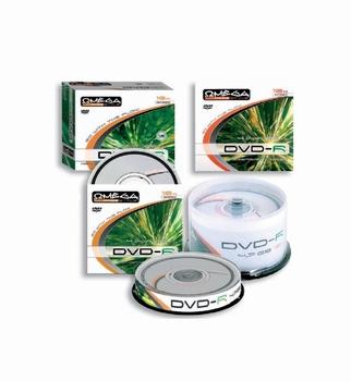 DVD-R 4,7GB, 1/1, OMEGA