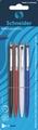Kemijska olovka blister,  Schnider, K-15