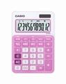 Stolni kalkulator CASIO, MS-20NC-BU-S-EC pink