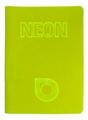 Bilježnice NEON, A5/karo/40 lista  kom