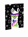 Bilježnice Lama lux, Hologram laminacija, A4/dikto/52 lista  kom