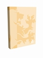 Bilježnice Pastel LUX Hologram laminacija, A4/dikto/52 lista  KOMAD